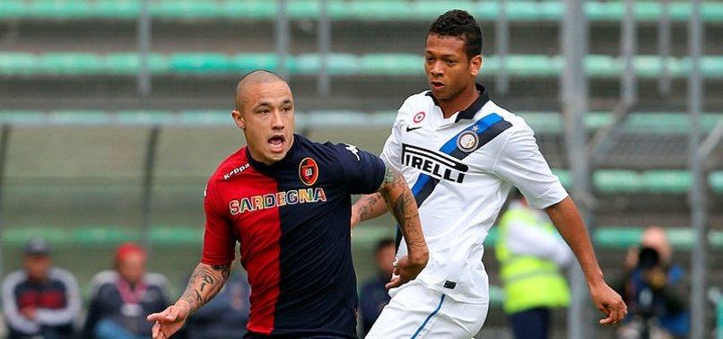 Cagliari Nainggolan'ı kiraladı