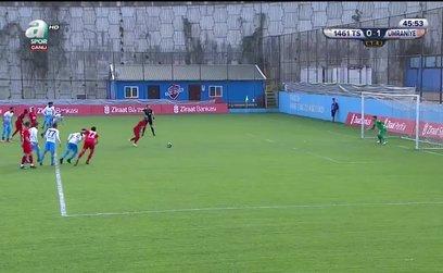 1461 Trabzon 0-1 Ümraniyespor