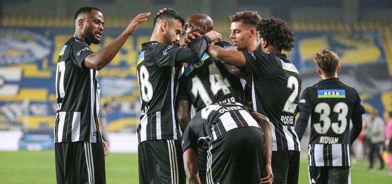 Fenerbahçe 3-4 Beşiktaş (MAÇ SONUCU - ÖZET)