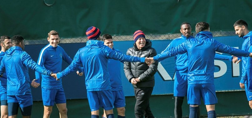 Kasımpaşa'da Antalyaspor maçı hazırlıkları başladı