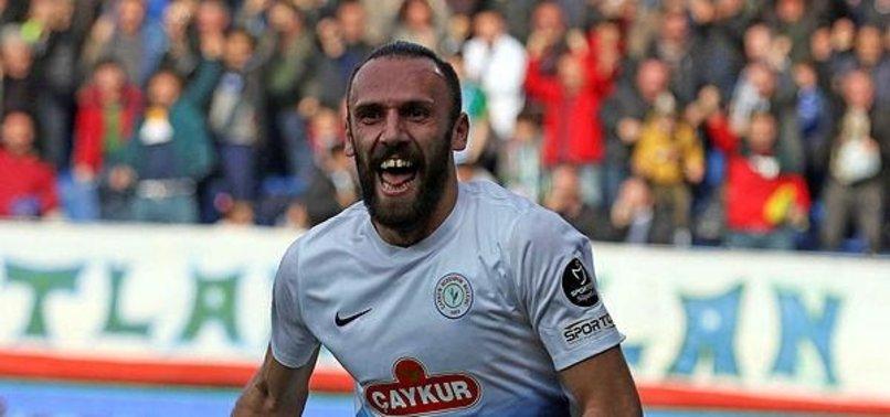 Fenerbahçe'nin Vedat Muriç aşkı