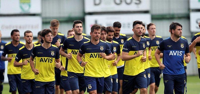Fenerbahçe, Avusturya'ya geldi