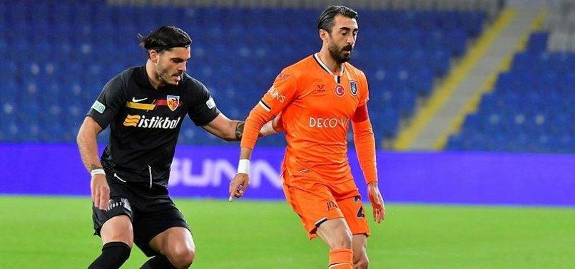Başakşehir 0-0 Kayserispor (MAÇ SONUCU-ÖZET)
