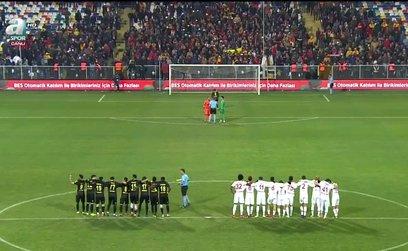 Göztepe 3-5 Yeni Malatyaspor | Penaltılar