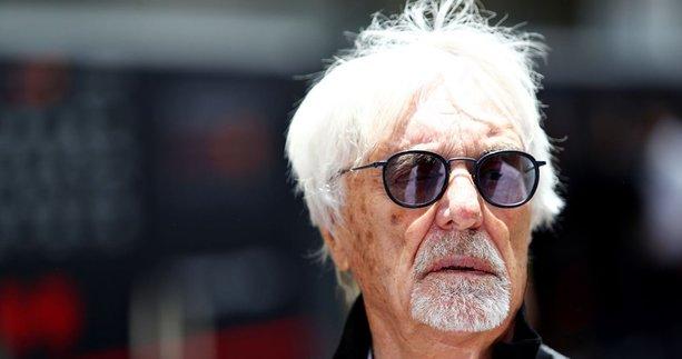 Eski Formula 1 patronu Bernie Ecclestone 89 yaşında baba olacak!
