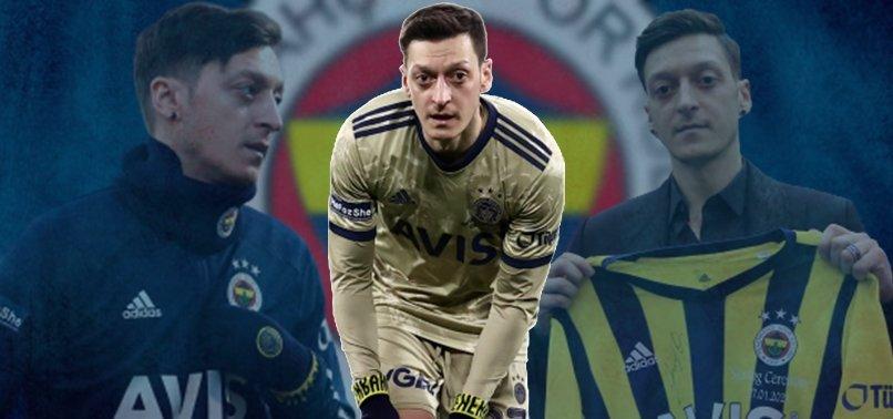 Mesut Özil'den Avrupa Süper Ligi'ne tepki!