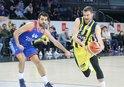 Anadolu Efes, Fenerbahçe Doğuşu kupa dışına itti
