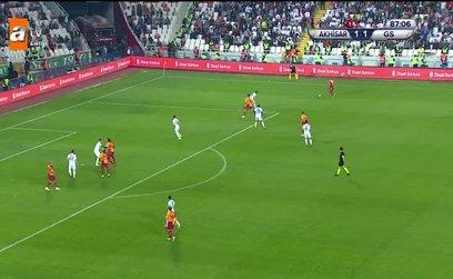 GOL | Akhisarspor 1-2 Galatasaray
