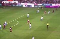 Podolskiden asist Iniestadan büyüleyici gol