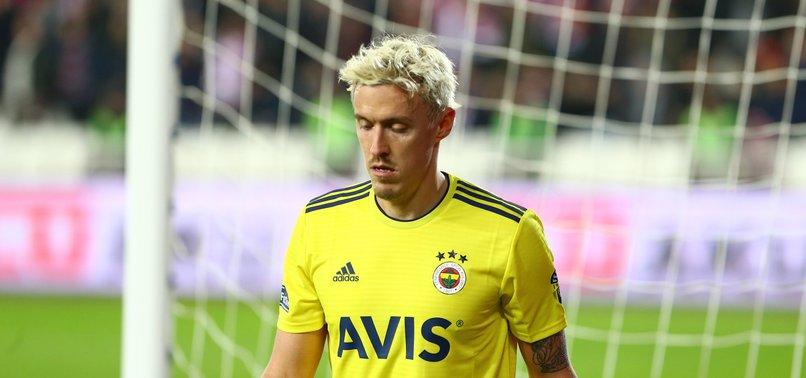 Fenerbahçe'de flaş gelişme! Max Kruse dev maçta yok