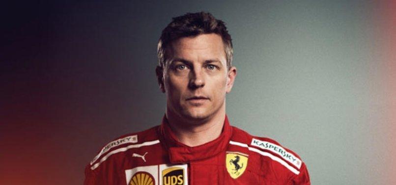 Formula 1'in en yaşlısı Raikkonen