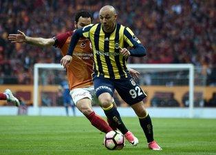 Galatasaray derbi galibiyetine hasret