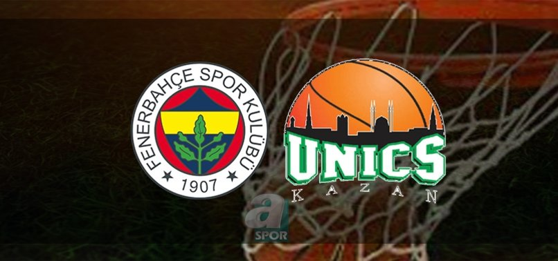 Fenerbahçe Beko - Unics Kazan maçı ne zaman? Saat kaçta? Hangi kanalda? Şifresiz mi? | THY Eruoleague