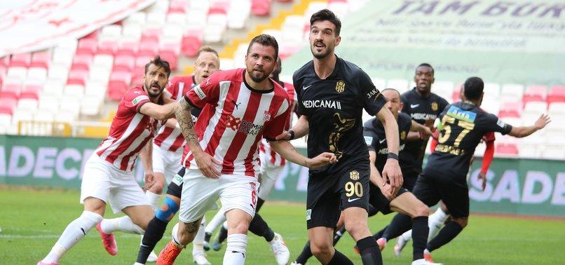 Sivasspor 1 - 0 Yeni Malatyaspor (MAÇ SONUCU - ÖZET)