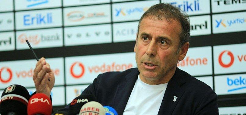 Abdullah Avcı: Beşiktaş'ın hedefi her kulvarda zirvedir