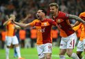 Galatasaraydan Başakşehire gönderme