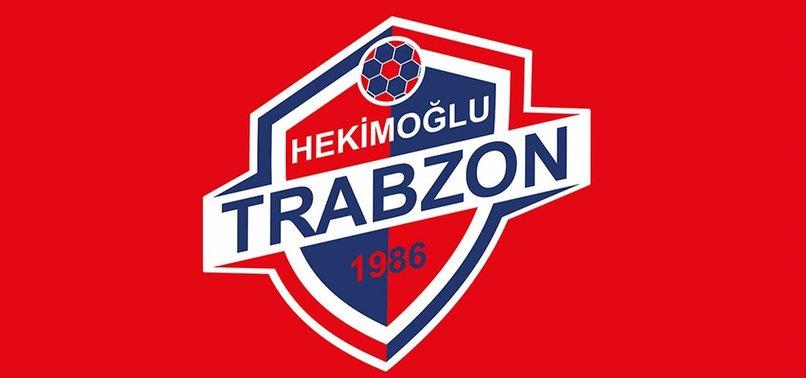 Hekimoğlu Trabzon'da 3 ayrılık birden!