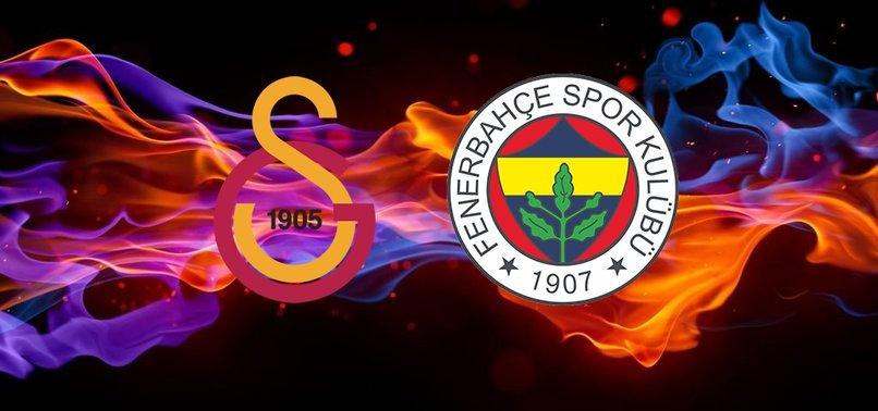 Dev maç öncesi Galatasaray'a iyi Fenerbahçe'ye kötü haber!