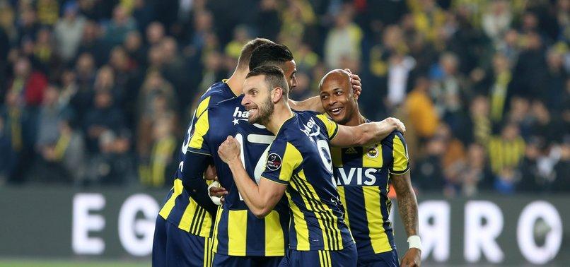Fenerbahçe Avrupa'da teselli arıyor