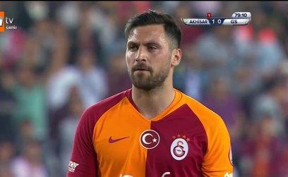 GOL | Akhisarspor 1-1 Galatasaray