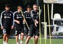 Beşiktaş'ta Ankaragücü hazırlıkları tamamlandı