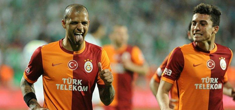 Eski Galatasaraylı Melo'dan taraftara mesaj