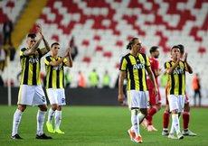 Maç sonrası futbolculardan dikkat çeken hareket