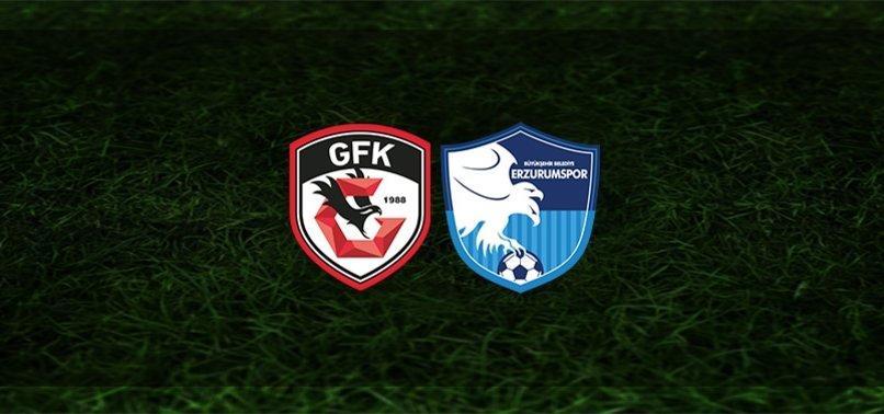 Gaziantep FK - BB Erzurumspor maçı ne zaman, saat kaçta ve hangi kanalda?   Süper Lig