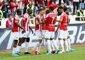 Sivasspor Ankaragücü'nü üç golle geçti