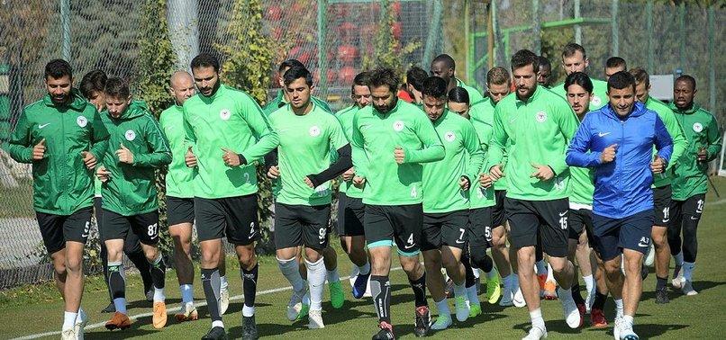 Atiker Konyaspor'da MKE Ankaragücü maçı hazırlıkları
