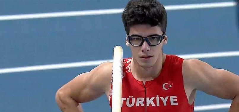 3. Orhan Altan Atlamalar Kupası'nda Fenerbahçeli sporcu Ersu Şaşma Olimpiyat kotası kazandı!