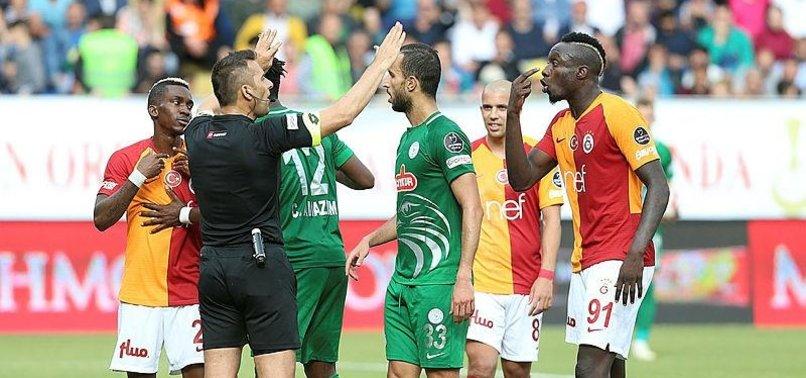 Galatasaray'dan kural ihlali iddialarına flaş yanıt!