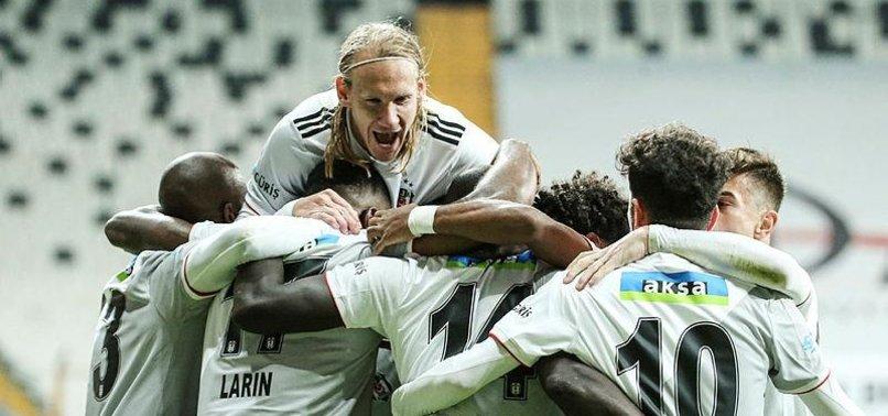Süper Lig: Beşiktaş 1-0 Yeni Malatyaspor | MAÇ SONUCU