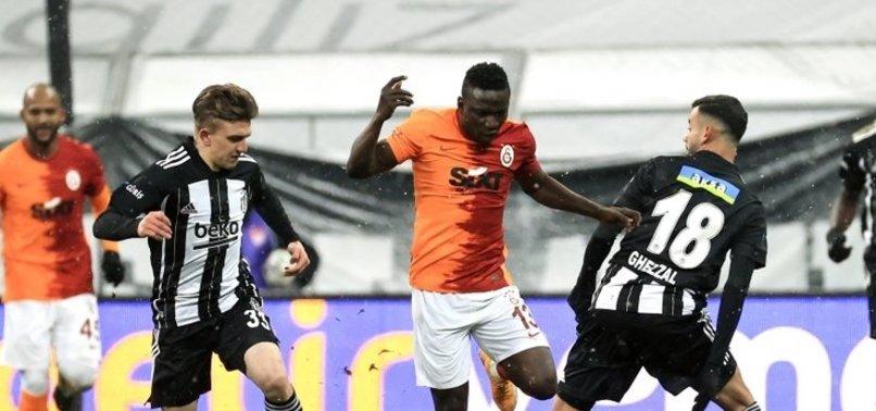 Son dakika spor haberi: Galatasaray - Beşiktaş derbisinin oranları güncellendi!