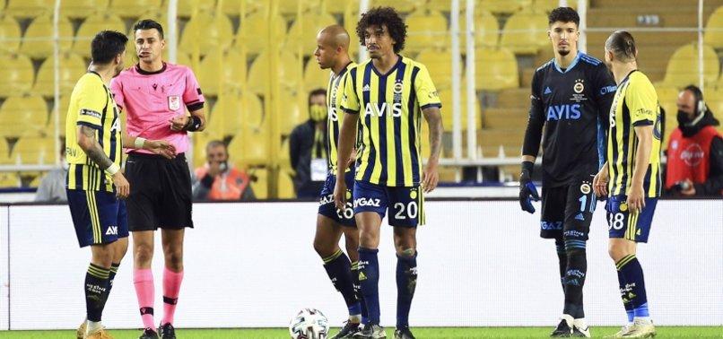 Fenerbahçe'nin serisi son buldu! Fenerbahçe 0-2 Konyaspor   MAÇ SONUCU