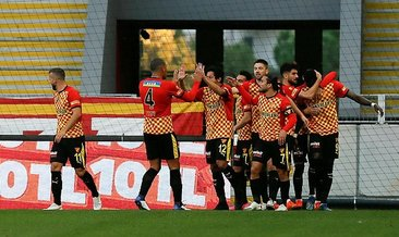 Göztepe 3 puanı 3 golle aldı!