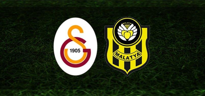 Galatasaray-Yeni Malatyaspor   CANLI