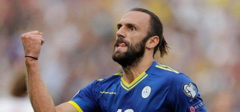Vedat Muriç gollerine devam ediyor