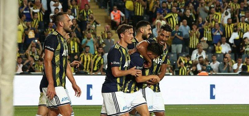 Fenerbahçe'ye zorlu fikstür!