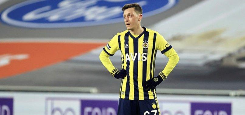 Son dakika spor haberi: Fenerbahçe'de Mesut Özil geri dönüyor!