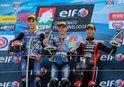 Milli motosikletçi Bahattin Sofuoğlu İtalya'da ikinci oldu!