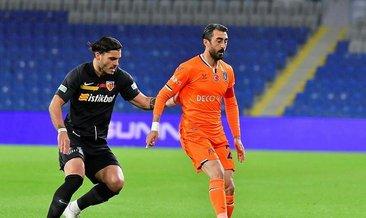 Başakşehir Kayseri maçında gol sesi çıkmadı!