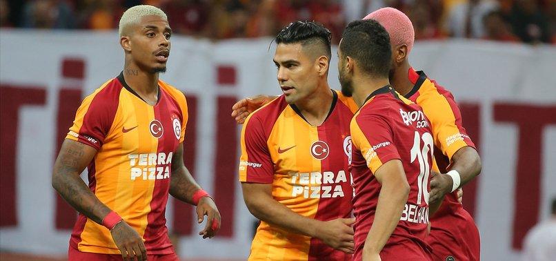 Galatasaray Radamel Falcao ve Mario Lemina'dan umduğunu bulamadı!