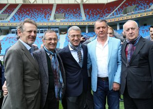 Trabzonspordan Avrupa hamlesi