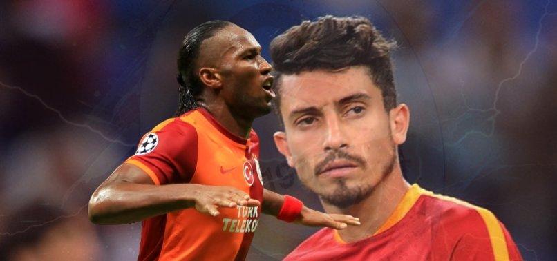 Alex Telles'ten Galatasaray ve Didier Drogba anısı! GS spor haberleri