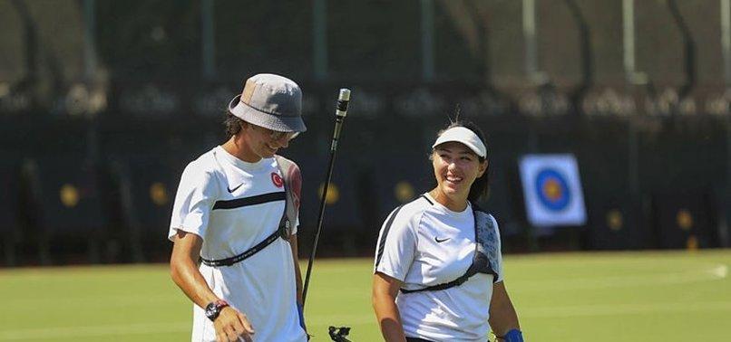 Milli okçular Tokyo Olimpiyatları'nda ilkin peşinde!