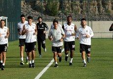 Beşiktaş, Erzurum deplasmanında