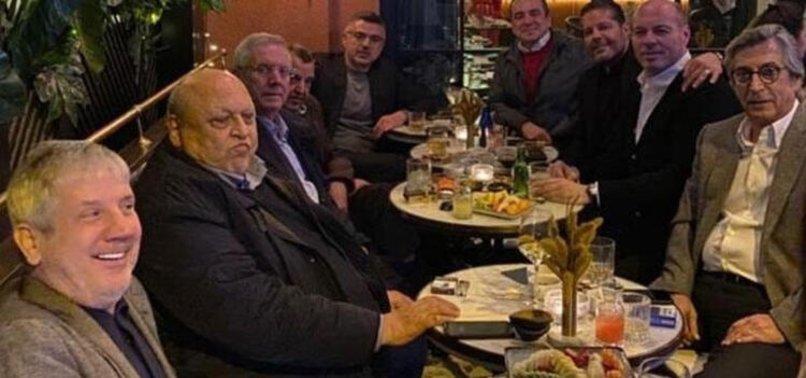 Fenerbahçe'de muhalefet yemekte toplandı