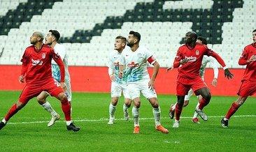 İşte Beşiktaş - Ç. Rizespor maçının özeti! (İZLEYİN)