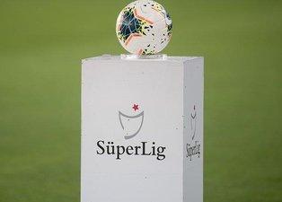 İşte Süper Lig'de güncel puan durumu 2021/22 sezonu 5. hafta